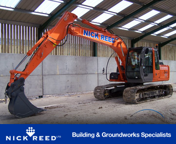 Nick Reed Contruction Machinery